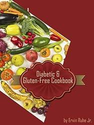 Diabetic Gluten-Free Organic Cookbook (English Edition)
