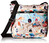 LeSportsac Caturday Small Cleo Crossbody Hobo, Style 7562/Color E183