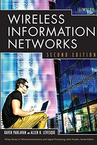 Wireless Information Networks (Wiley Series in Telecommunications and Signal Processing)