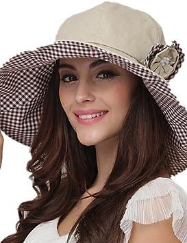 Sucastle Mujer Sombrero Playero Vintage   Bonito   Fiesta   Trabajo   Casual -Primavera   cd022301251