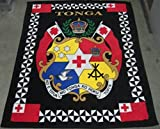 Tonga Seal Blanket 72 inch X 60 Inch