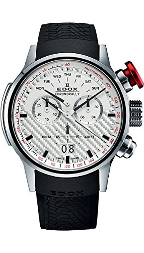 Edox Chronorally reloj hombre Chronorally 38001 TIN AIN