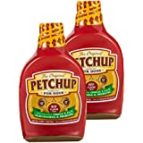 Petchup Original Nutritional Dog Food Gravy Topper - Best Gluten Free, High Protein Dry Dog Food Topper with Beef Bone Broth. Natural, Holistic, Healthy Dog Food Toppers with Glucosamine for Dogs.