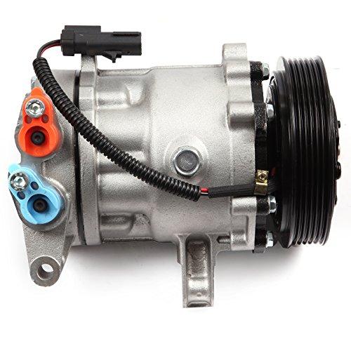 ECCPP A/C Compressor Clutch(55037466)for 2002-2005 Jeep Liberty 3.7L(CO 4335C) Jeep A/c Compressor