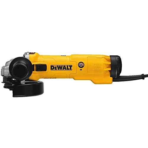 DEWALT DWE43140 High Performance Slide Switch Grinder, 6