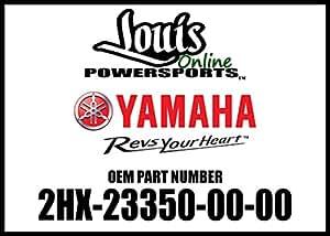 Yamaha oem front shock absorber yfm80 badger for Yamaha badger 80 tires