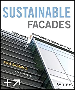 Book Sustainable Facades: Design Methods for High-performance Building Envelopes