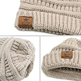 Baby Kids Knit Winter Warm Hats Boy Girl Infant
