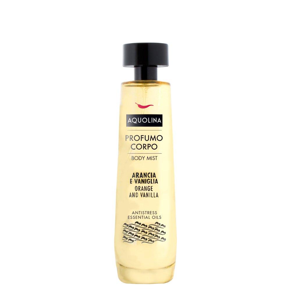 Aquolina Perfume Body Orange and Vanilla 100ml 8004995636734