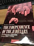 The Independence of the Judiciary 9780198258155