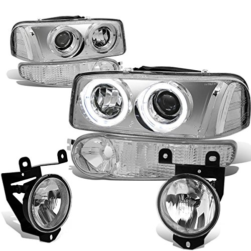 04 yukon denali headlights - 8