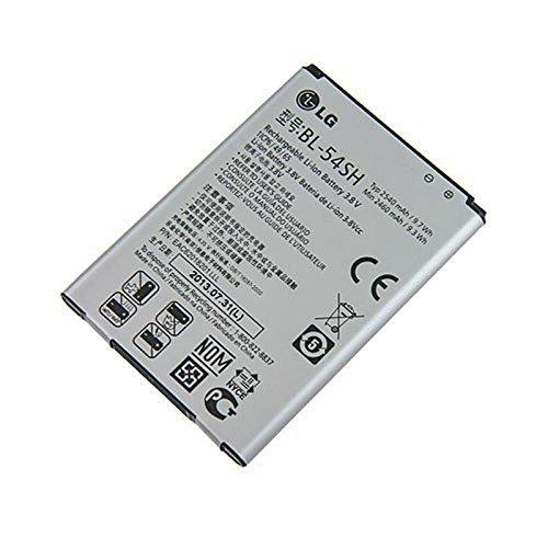 OEM LG BL-54SH Standard Battery for LG Optimus F7 LG870 US870 - Non-Retail Packaging - Grey (Bulk Packaging) (Lg Oem Standard Battery)