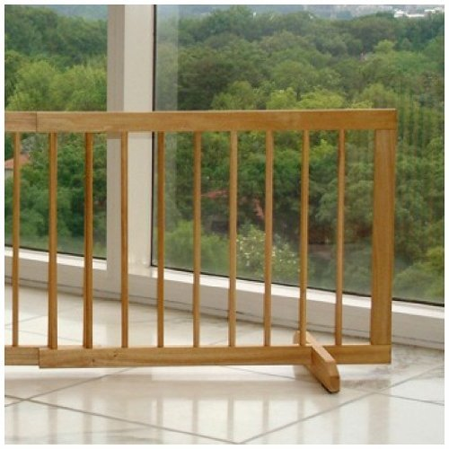 """Cardinal Extension For Step Over Gate Walnut 22"""" - SGX-WA"""
