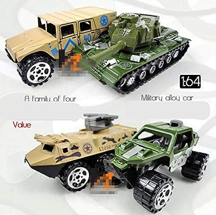 Military Car Lot >> Amazon Com Greensun Classic Toy 1 64 Camouflage Military