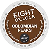 Eight O'Clock Coffee 100% Colombian K-Cups - 120 Count Box