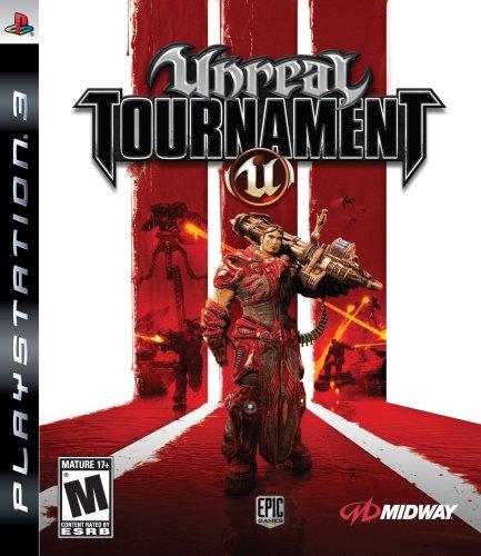 - Unreal Tournament III - Playstation 3