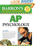 Barron's AP Psychology (Book & CD-ROM)