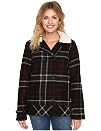 Juniors Fur Faux Fur Jackets Coats | Amazon.com
