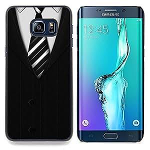"""Planetar ( Líneas Pink Graffiti Jagged Skate KS8"""" ) Samsung Galaxy S6 Edge Plus / S6 Edge+ G928 Fundas Cover Cubre Hard Case Cover"""