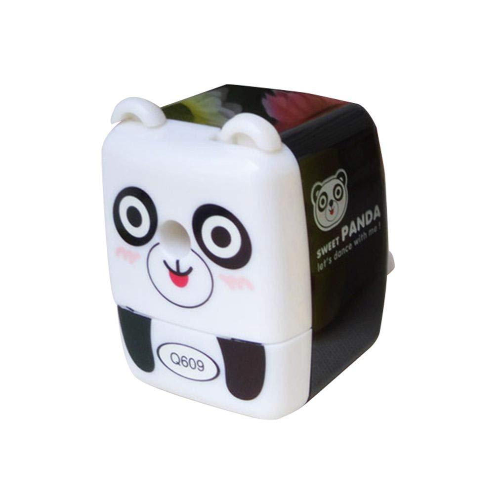 Minzhi Adorable Cartoon Animal Manual Rotary Pencil Sharpener for ...