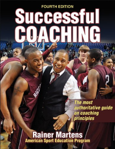 Successful Coaching-4th Edition cover