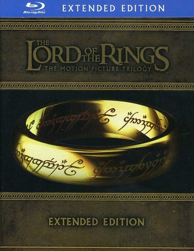 The Lord of the Rings: The Motion Picture Trilogy (The Fellowship of the Ring / The Two Towers / The Return of the King Extended Editions) - Collectors Movie Trilogy