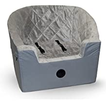 """K&H Pet Products Bucket Booster Pet Seat Large Gray 14.5"""" x 24"""""""