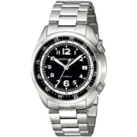 Hamilton Men's H76455133 Khaki Aviation Stainless Steel Watch