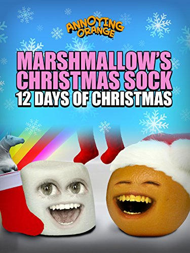 Annoying Orange - Marshmallow's Christmas Sock]()