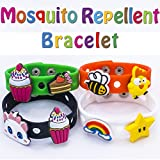 [NEW] Premium Natural Mosquito Essential Oils & Insect Repellent Charm Bracelet
