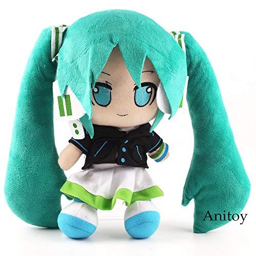 28cm (11 inch) Hatsune Miku Smile Doll / Soft Stuffed Plush Doll]()