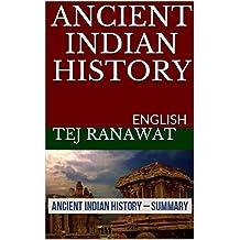ANCIENT INDIAN HISTORY: ENGLISH