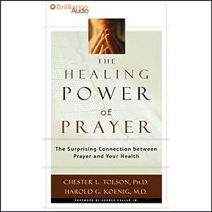 The Healing Power of Prayer Audiobook