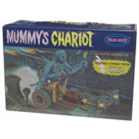 Glow in the Dark Mummys Chariot de Polar Lights