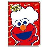 Sesame Street Baby Elmo Passport Cover Holder Yellow ~ No more bent corners during travel