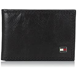 Tommy Hilfiger Men's Jerome Front-Pocket Wallet