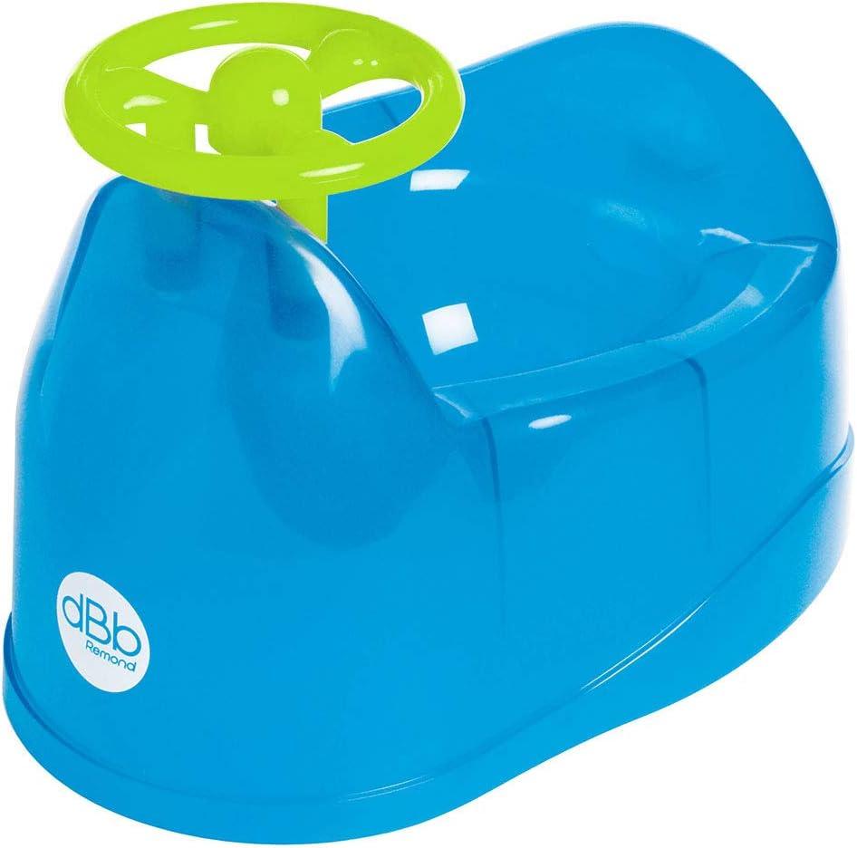 Remond dBB Orinal con volante azul azul