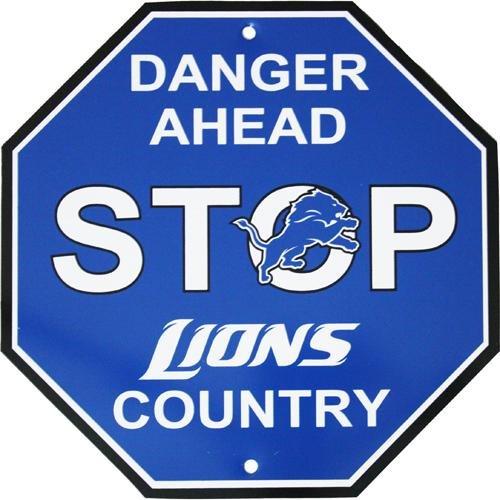 "Fremont Die NFL Stop Sign, 12"" x"