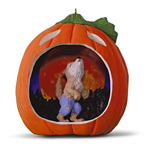 Hallmark Keepsake Halloween Decor Ornament 2018 Year Dated, Warewolf