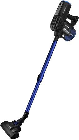Cecotec Aspirador Vertical Conga ThunderBrush 550. Aspirador Vertical 360º 2 en 1, Aspirador Vertical y de Mano, Tecnología Ciclónica, Eficiencia Energética Clase A+ ...