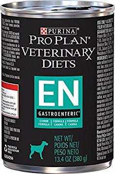 Purina EN Gastroenteric Dog Food 12 13.4 oz cans