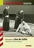 Interpretationshilfe Deutsch :Bertold Brecht: Leben des Galilei