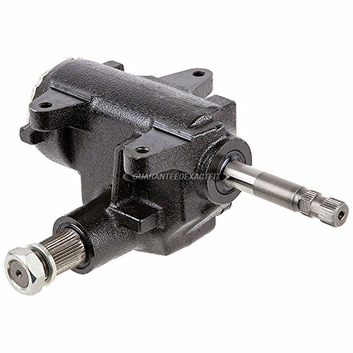 Manual Steering Gearbox For Ford E150 E250 E350 F100 F250 F350 Ranger Mazda - BuyAutoParts 82-70069AN New