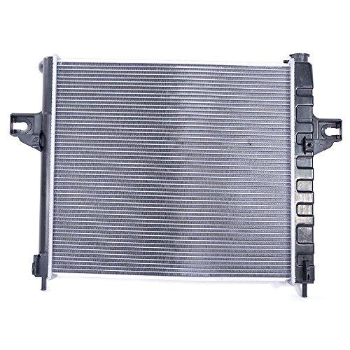 02 jeep grand cherokee radiator - 8