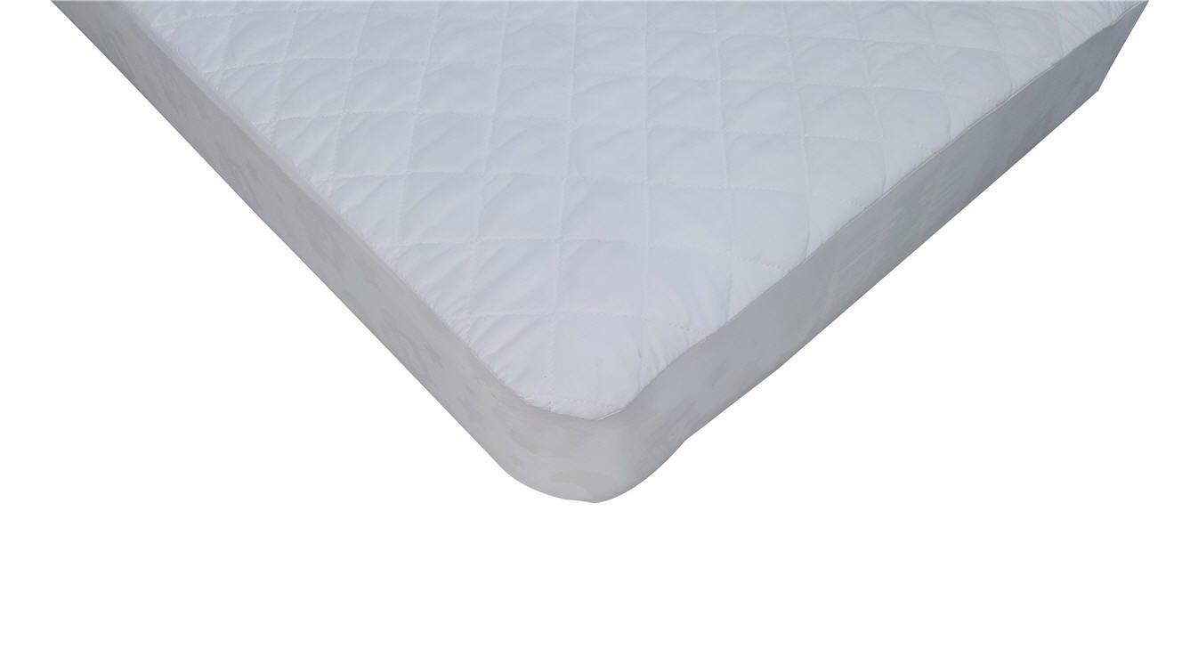 Very Helpful Crib Mattress Pad Amazon.com : Waterproof Crib Mattress Pad (Fitted) - Very Soft, Quilted, NO  VINYL, Fits All Standard Size Baby Mattresses, No Risk 100% Satisfaction ...