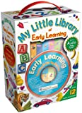 My Little Library of Early Learning, Carson-Dellosa Publishing Staff, 158845763X