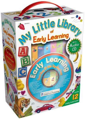 My Little Library of Early Learning with Audio CD