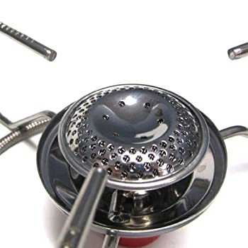 Etekcity® Lightweight portable Camping Stove: works with butane or