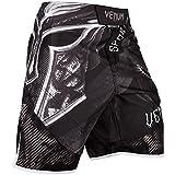 Venum Gladiator 3.0 Fightshorts - Black/White - XL, X-Large