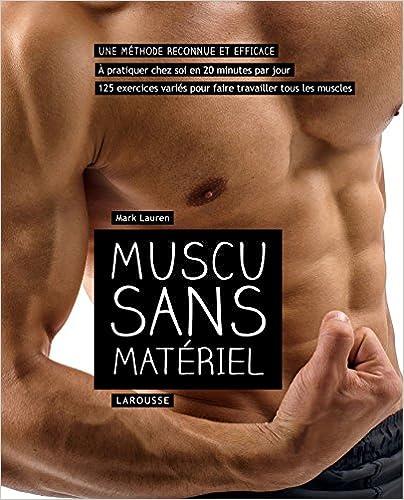 Muscu sans matériel epub, pdf